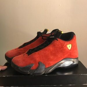 Jordan Shoes - Retro Jordan Ferrari 14